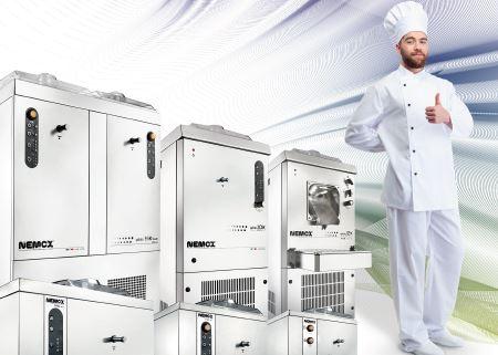 Máquinas de helados Nemox
