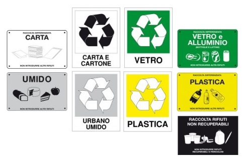 Labels for recycling