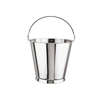Professional food use steel buckets