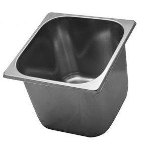 VG161612 stainless steel ice cream container 165x165x H120 mm