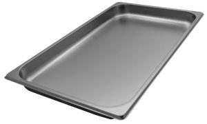 GST1/1P040 Récipient Gastronorm 1 / 1 h40 mm en acier inox AISI 304