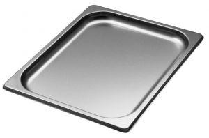 GST1/2P020  Contenitore Gastronorm 1/2 h20 mm in acciaio inox AISI 304