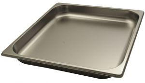 GST2/3P040 Gastronorm Container 2 / 3 h40 stainless steel AISI 304