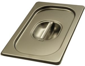 CPR1 / Lid 4 1 / 4 in stainless steel AISI 304