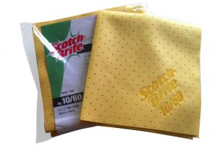 3M-96877 High-strength microperforated synthetic suede cloth (100 pcs.)
