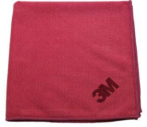 3M-17822 Essential microfiber cloth 2012 red (50 pcs.)