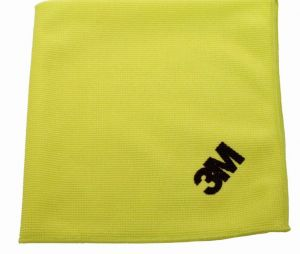 3M-17827 Essential microfiber cloth 2012 yellow (50 pcs.)