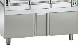 Armoire ouverte pour pierre de lave B50 - Fimar