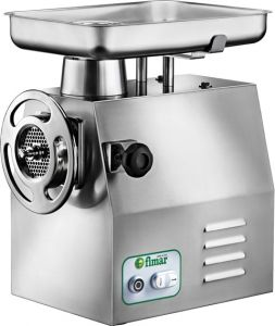 32RST Stainless steel electric meat mincer - Three-phase