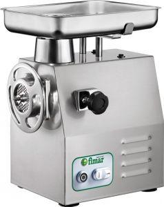 Picadora de carne eléctrica 22RGT de acero inoxidable - Trifásica