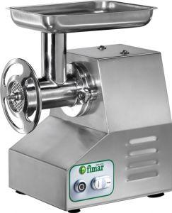 Picadora de carne eléctrica 22TST en acero inoxidable - Trifásico