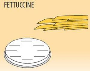 MPFTFE8 Extrusor de aleación latón bronce FETTUCCINE para maquina para pasta fresca