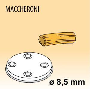 MPFTMA8-4 Filière en alliage laiton bronze MACCHERONI Ø 8,5 pour machine a pate
