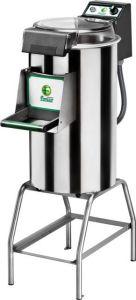 PPF10MM éplucheur de pommes de terre sur chevalet 750W inox 10kg - monophasé