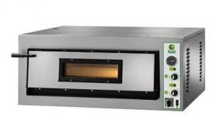 FME4T Horno de pizza eléctrico 4.2 kW 1 habitación 61x61x14h Trifásico