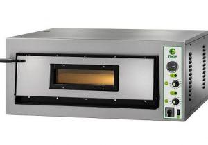 FME6T Four à pizza électrique 7,2 kW 1 pièce 61x91x14h Triphasé