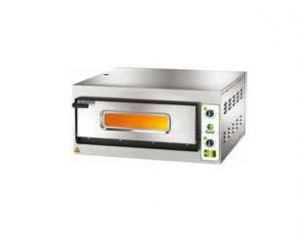 FMEW6T Forno elettrico pizza  6,4 kW 1 camera 91x61x14h Trifase