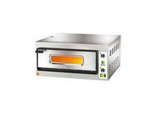 FMEW6T Four à pizza électrique 6,4 kW 1 pièce 91x61x14h Triphasé