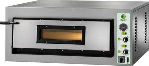 FML4T Four à pizza électrique 6 kW 1 pièce 72x72x14h cm - Trois phase