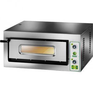 FYL4T Forno elettrico pizza 6 kW 1 camera 72x72x14h cm - Trifase