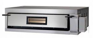 FMD6T  Forno elettrico pizza digitale 9 kW 1 camera 72x108x14h cm - Trifase