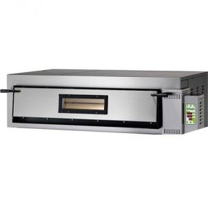 FMD9T Forno elettrico pizza digitale 13,2 kW 1 camera 108x108x14h cm - Trifase