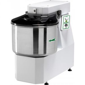 38SNM Spiral kneader 38 kg cicle dough 42 liters tank - Single phase