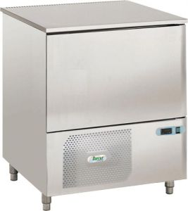 AS1104N   3-tray temperature blast chiller