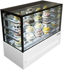 EDEN15 Showcase for ventilated pastry - Capacity: 500/700 Lt