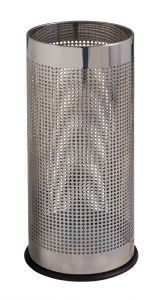 T775110 Stainless steel perforated umbrella stand