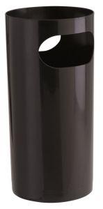 T710008 Porte-parapluie en polypropylène noir