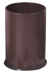 T103032 Cesto papelera Metal marrón 12 litros