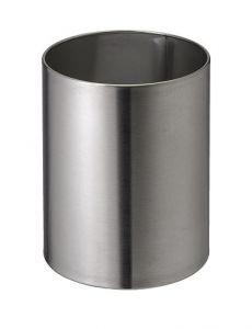 T103034 Papelera acero inox satinado 11 litros