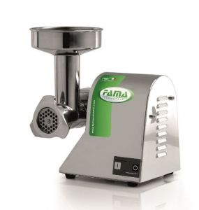 FTSMI101 - Hachoir à viande TI 8 - revêtu d'acier inoxydable - Monophasé