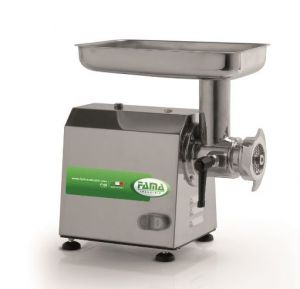 FTI107 - Meat mincer TI 12 - stainless steel coated - Single phase