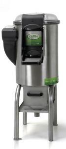 FP111 - Eplucheur de pommes de terre de 10 kg avec base haute, tiroir et filtre inclus - triphasé