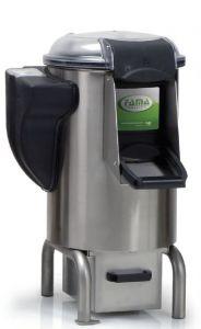 FPC107 - Limpiador de mejillones de 10 kg con cajón y filtro incluidos - trifásico