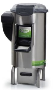 FPC108 - Limpiador de mejillones de 18 kg con cajón y filtro incluidos - Monofásico