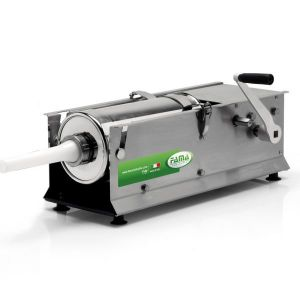 FIN101 - H7 stainless steel manual slotting machine
