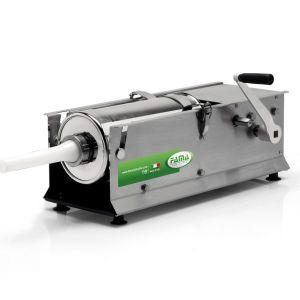 FIN101 - Machine à rainurer manuelle en acier inoxydable H7