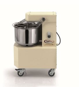 FI306 - Spiral mixer with fixed head 38 KG - Single phase