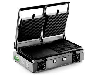 PDR3000S - Placa de hierro fundido doble 3000W