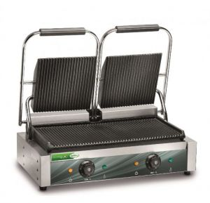 FPCG50R - Double cast iron plate ECO