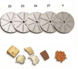 FTV122  - Disque pour râpour le pain et le fromage  - V -