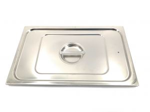 CPR1/1T cover 1 / 1 stainless steel AISI 304 with sealing gasket