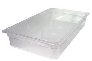 GST1/1P065P Gastronorm Container 1 / 1 h65 polycarbonate