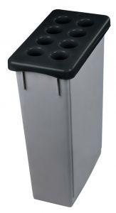 T102211 Collector de gobelet jetables 1600 gobelets