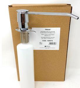 T105070 Dispensador de jabón liquido para instalación bajo encimera