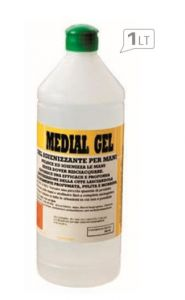 T799052 Hand sanitizing gel 1 liter (Pack of 12 pieces)