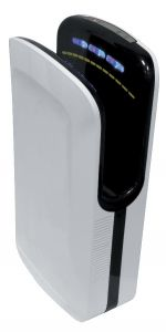 T704260 Hand dryer X-DRY PRO brushless motor white